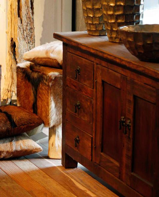 Koloniale meubelen Hedi Meubelen