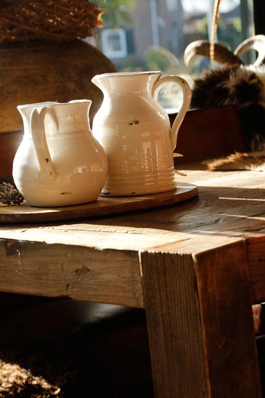 Sloophout meubels - Hedi Meubelen