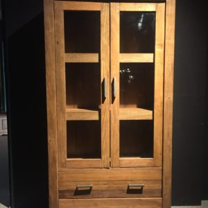 Glas kabinet