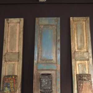 oud sloophouten panelen