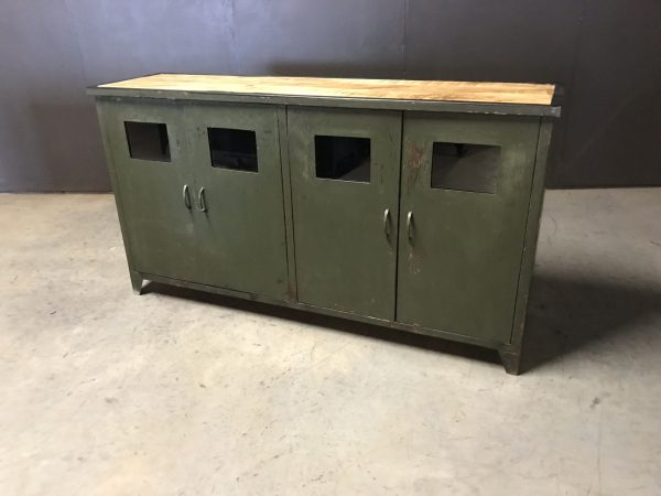 Dressoir Match Army Green