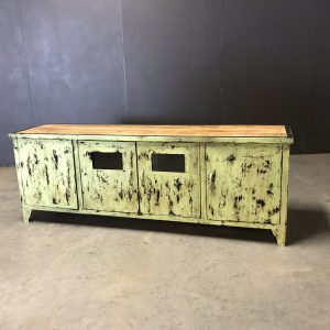tv dressoir match green