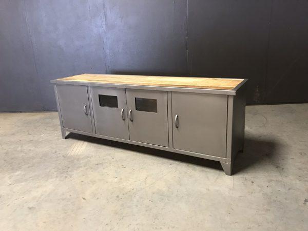 tv dressoir match metal