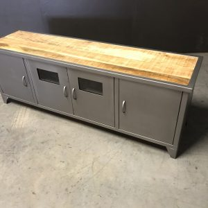 tv dressoir match metal