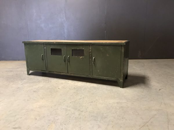 Tv Dressoir match Army Green
