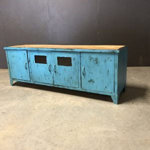 tv dressoir match blue