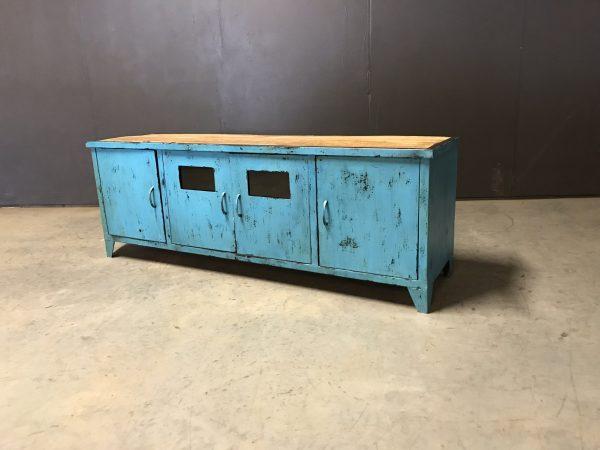 tv dressoir match blue