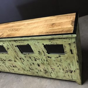 dressoir match green
