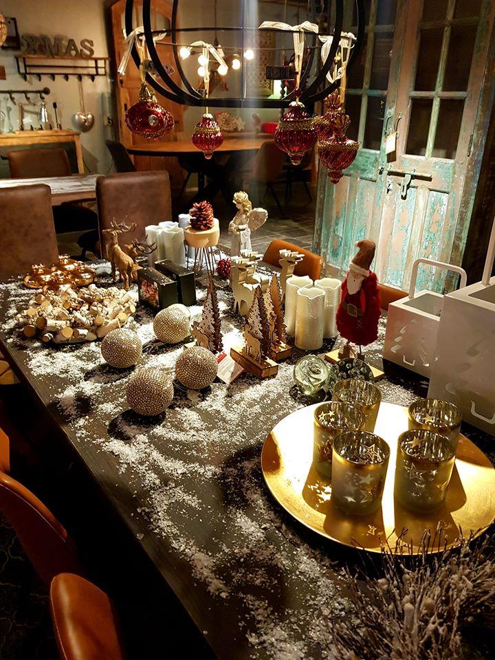 Interieur Ideeen Voor Kerst.Kerst In Je Interieur Doe Je Met De Accessoires Van Hedi Meubelen