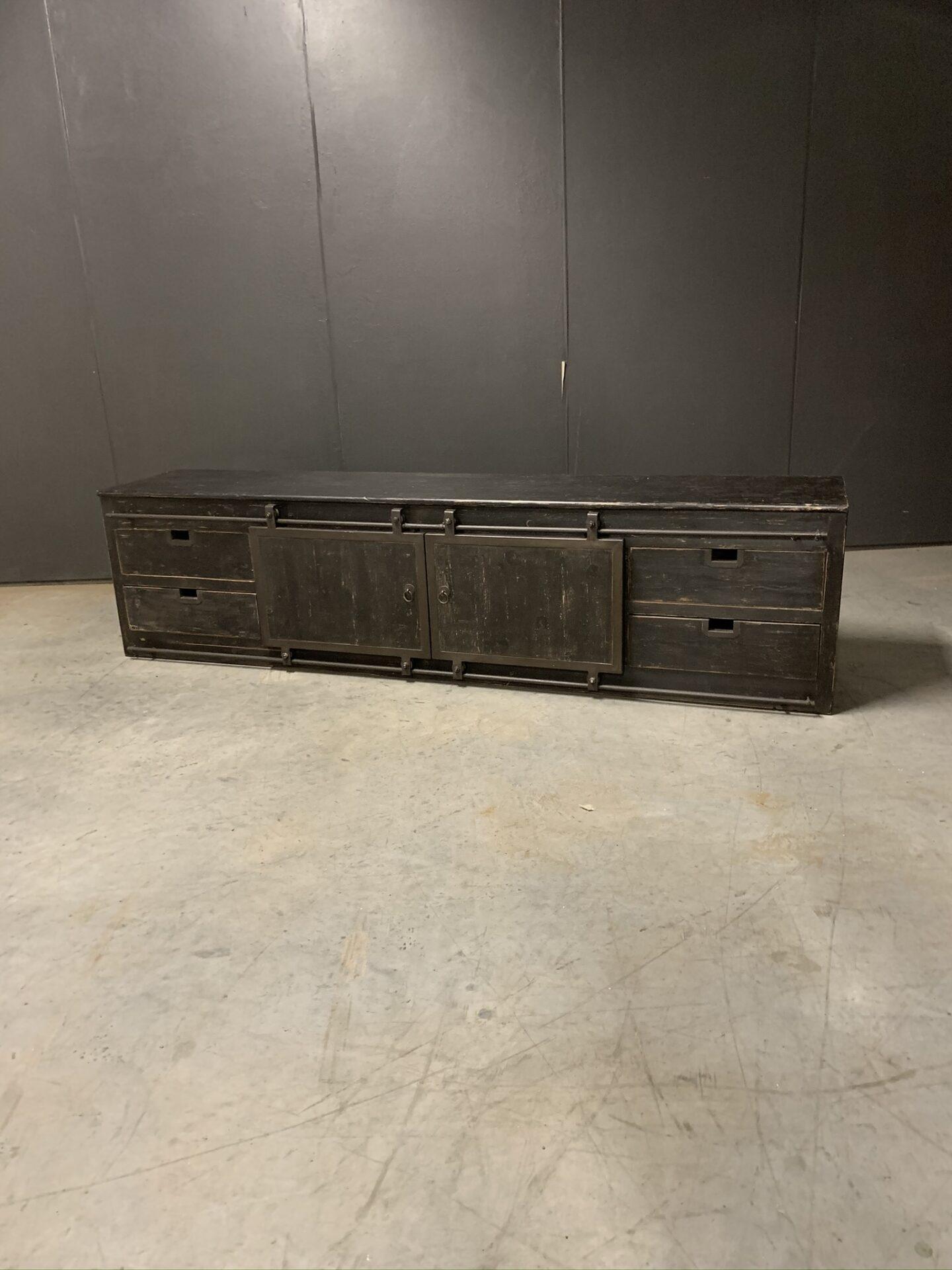 Tv dressoir oud china 001
