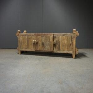 tv dressoir rustica 2